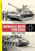 ebooki: Niemiecka broń pancerna. Tom 2: 1942-1945 - ebook